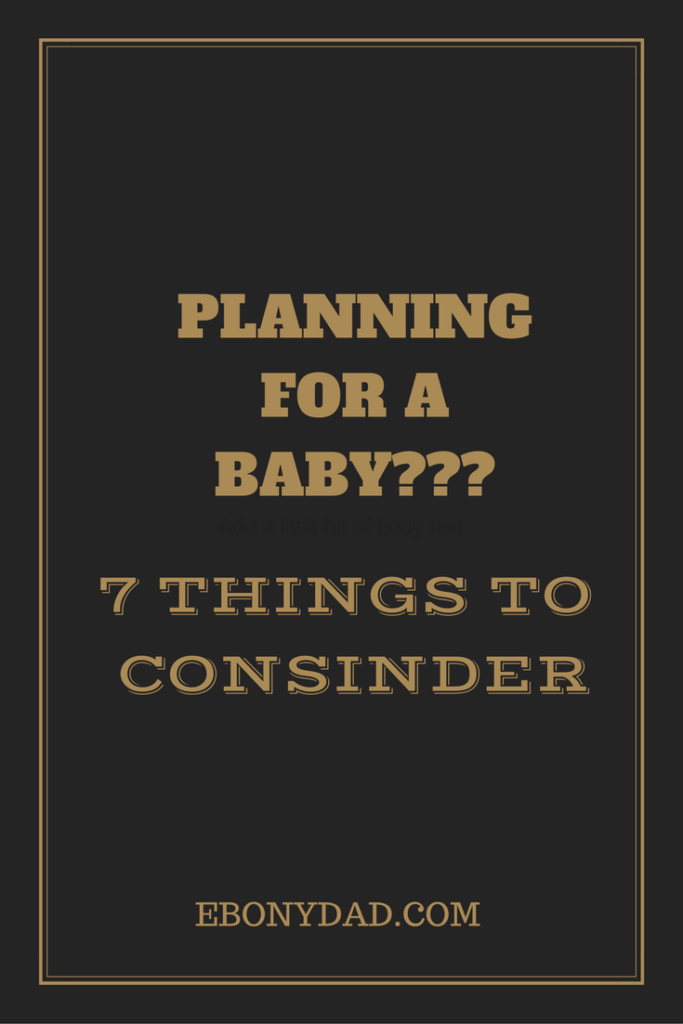 Finance For a Baby: 7 Things To Consider